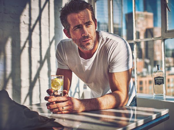 Actor Ryan Reynolds's gin is now available in SA