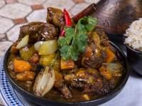 a dish prepared at moyo