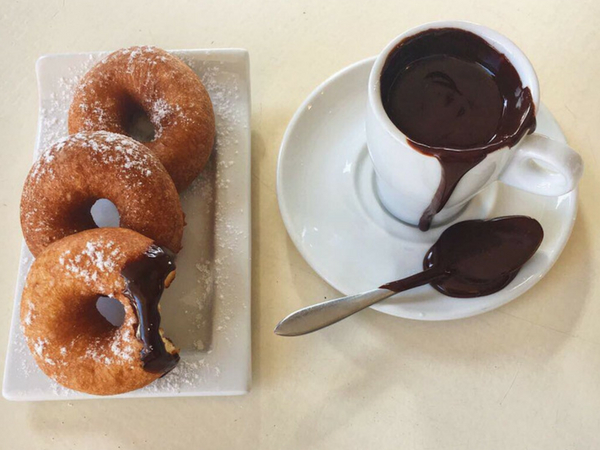 Where to order decadent hot chocolate in Cape Town
