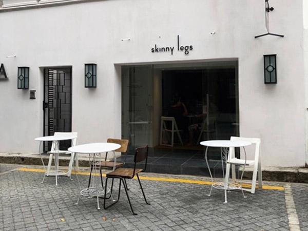 Restaurants eat out for Maison mara