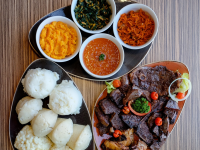 A 7 colours Sunday lunch at Mash Braai House