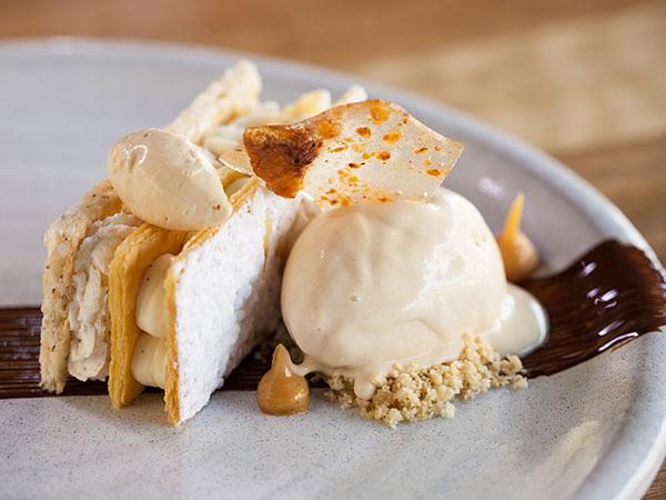 A dessert at DW Eleven-13