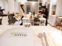 Book now for a Ginger & Lime cooking class