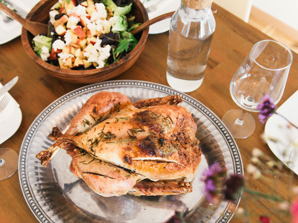 Partner content: How to save 57L of water at your next dinner party