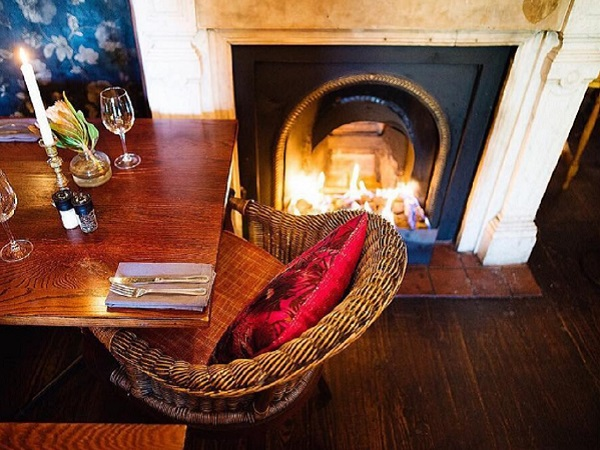 Time to get toasty: SA restaurants with fireplaces