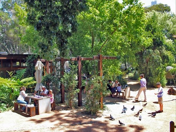 The Company's Garden Restaurant