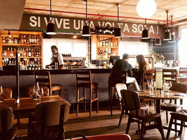 Lupa Osteria (V&A Waterfront)