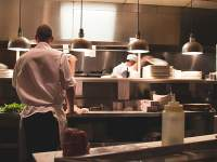 Chef in kitchen_Michael Browning