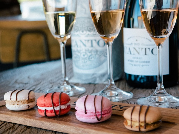 Is this the prettiest pairing in the Winelands?