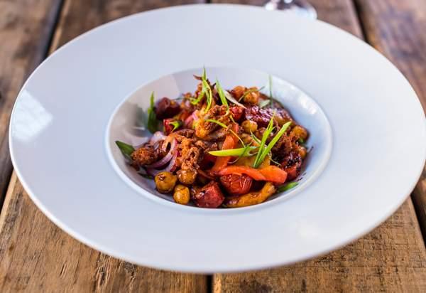 A delectable dish to enjoy at Stellenbosch Kitchen