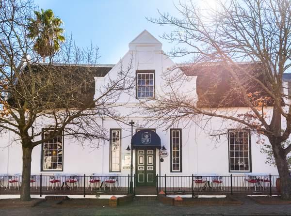 The central Stellenbosch Kitchen