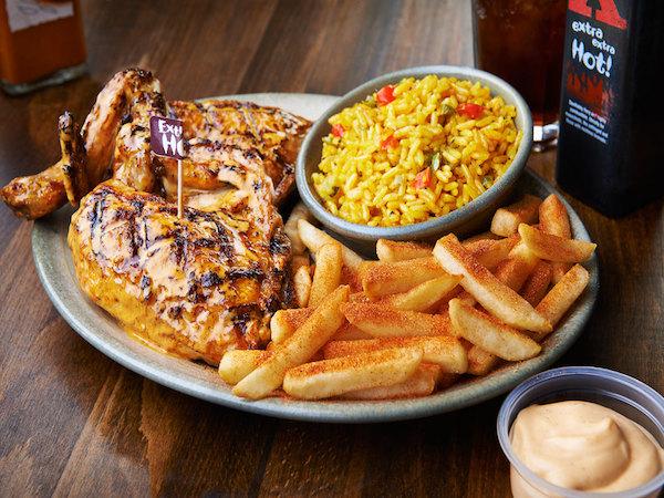 Nando's (East London Central) - Restaurant in East London ...