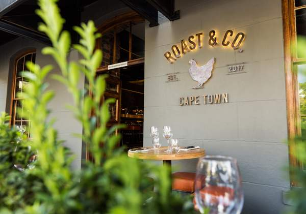 Enjoy happy hour specials at Roast & Co.