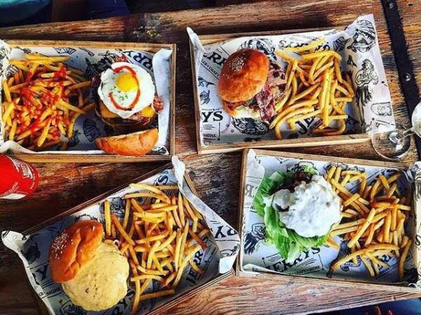 Jerry's Burger Bar (Illovo)