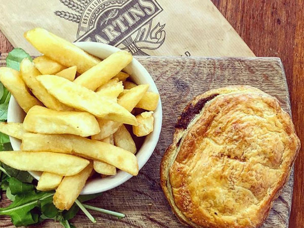 Where to get great pies in Cape Town