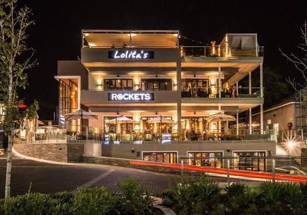 Rockets restaurant.