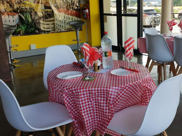 Casa Mia Portuguese Restaurant