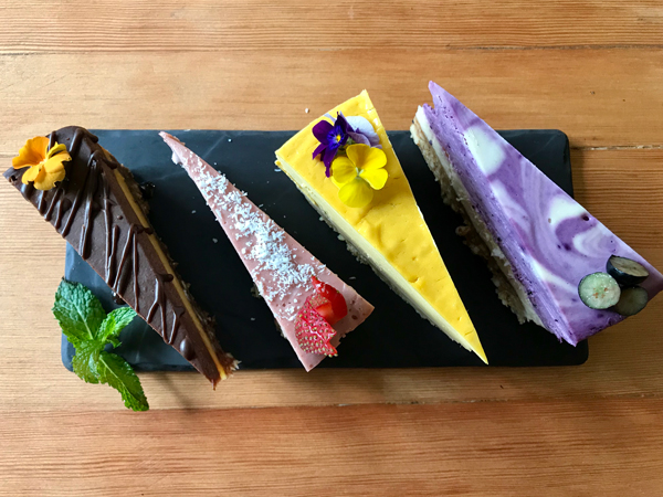 Joburg, you won't believe these desserts are vegan