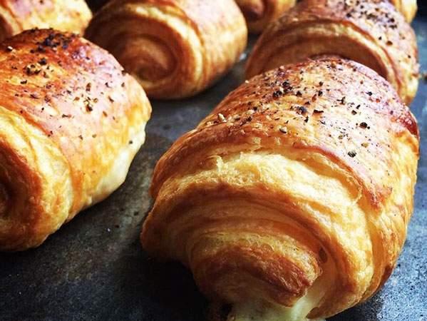 Rockstar baker opens croissant café with supermarket chain