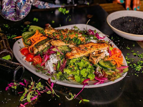 Everything's bigger in Pretoria: where to get massive meals