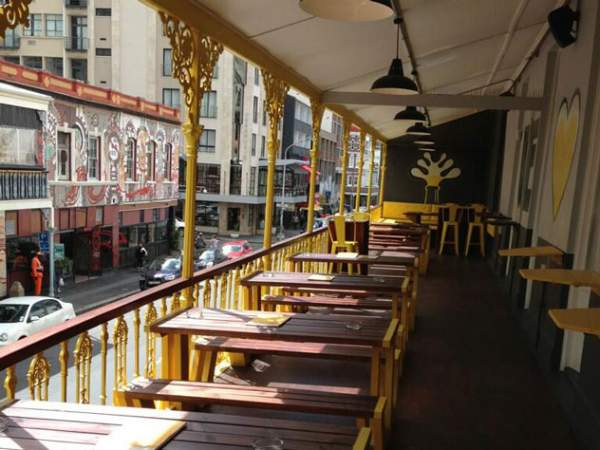 Enjoy happy hour specials at Beerhouse on Long.