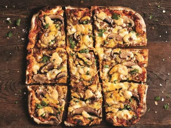 Col'Cacchio Nadia Jaftha's 'Jou Ma Sala' pizza