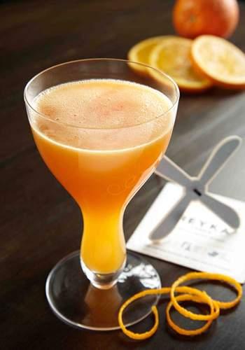 Reyka Orange Drink Cocktail image