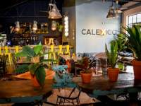Inside at Calexico