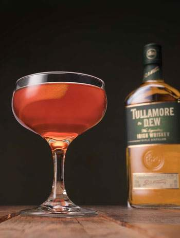 Tipperary cocktail