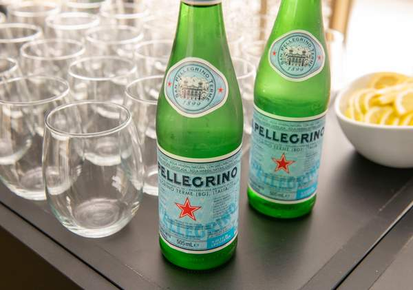 S.Pellegrino is synonymous with fine dining