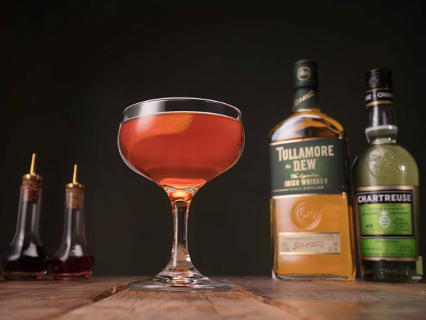 Complex Tipperary Cocktail
