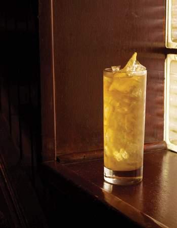 The Backyard Tea Cocktail