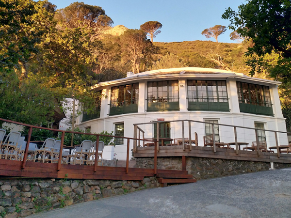 The Roundhouse in Camps Bay, the new home for Salsify