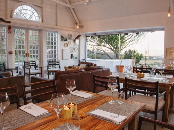 The Restaurant @ The Nek