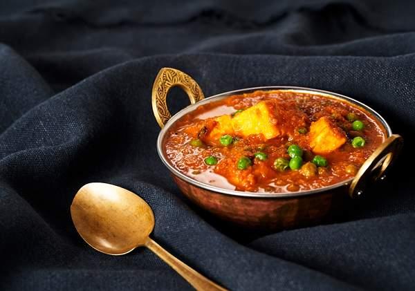 Paneer,-peas,-tomato - Prashad