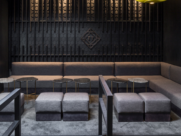 The moody lounge