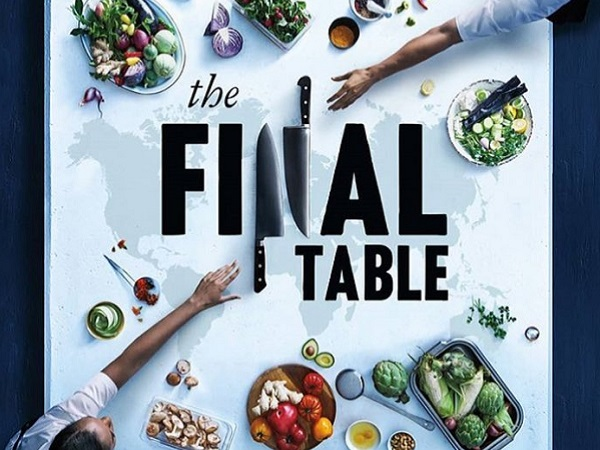 Kujutiste tulemus pringule the final table