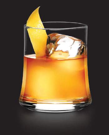 Hennessy Sour Cocktail