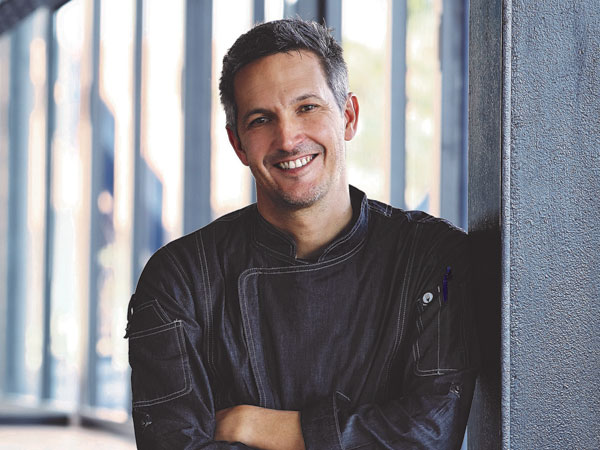 Is chef David Higgs opening another new restaurant?