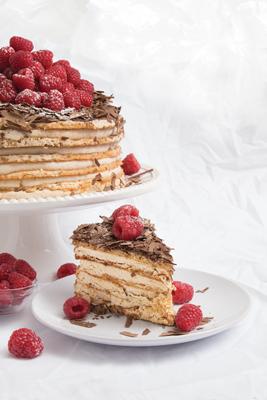 The Mozart cak