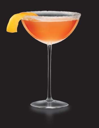 The Hennessy Sidecar Cocktail