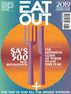 2019 Eat Out magazine