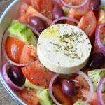 salad prepared and served at NIKOS in Benoni