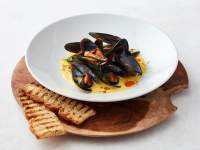 Mussels at Sevruga