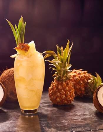 The Monkey Colada cocktail