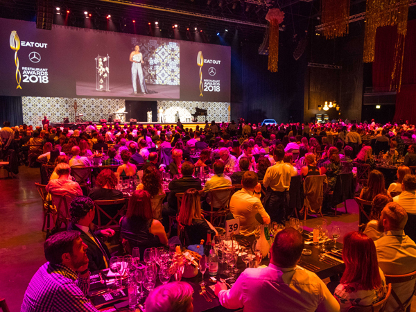 Fuel your FOMO: Watch the Eat Out Mercedes-Benz Restaurant Awards on TV
