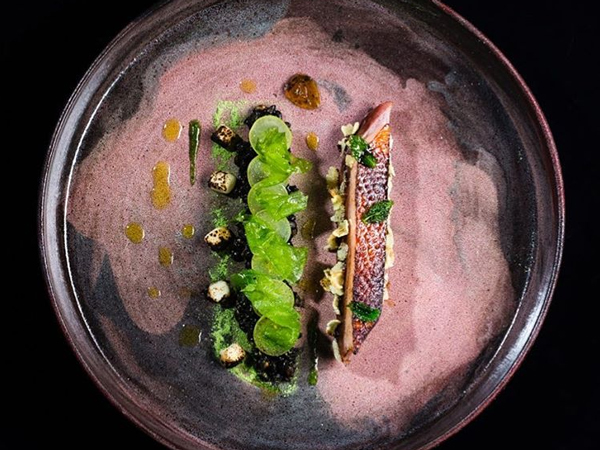 First taste: Gåte's playful molecular dining