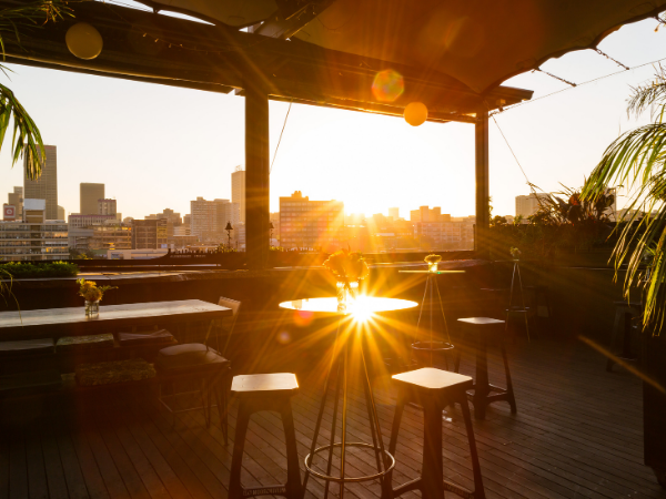 10 restaurants with great views in Joburg