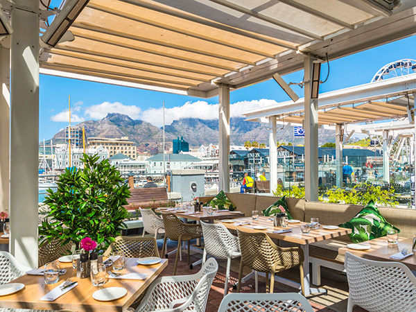 The definitive V&A Waterfront restaurant guide