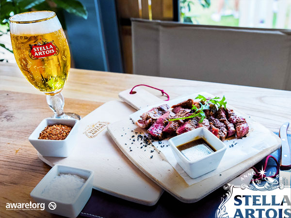 Stella Artois Gourmet Zone